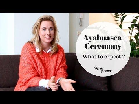 What To Expect At From An Ayahuasca Ceremony - Maria Johanna