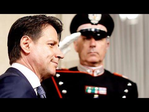 تكليف جوزيبي كونتي بتشكيل حكومة ائتلافية جديدة في إيطاليا…  - نشر قبل 28 دقيقة