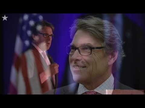 U.S. Secretary of Energy Rick Perry in Kansas City