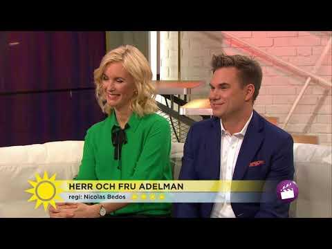 """Höga betyg till veckans nya filmer - """"Ett konstverk till film"""" - Nyhetsmorgon (TV4)"""