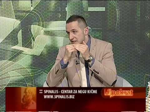 Hipokrat Spinalis - (TV KCN 09.05.2016)