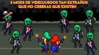 3 Mods de Videojuegos tan Extraños que No Creerás que Existen - Pepe el Mago