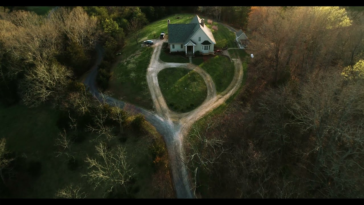Shenandoah Valley from a Drone 4K Cinematic - - DJI Phantom 4 Pro V2.0 фото