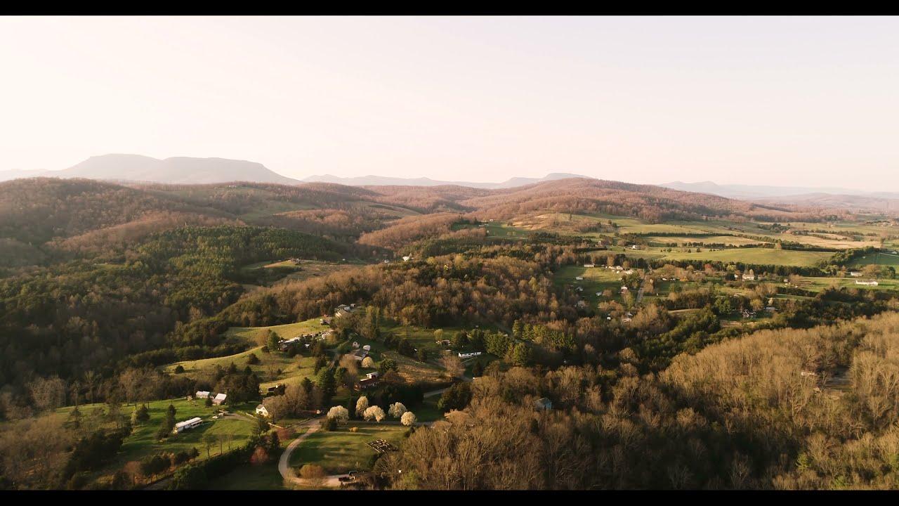 Shenandoah Valley from a Drone 4K Cinematic - - DJI Phantom 4 Pro V2.0 фотки