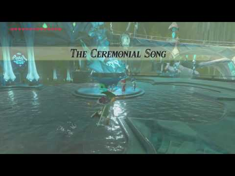 BotW The Ceremonial Song Shrine Quest/Dagah Keek's Blessing