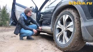 Тест-драйв Honda CR-V (часть 2)
