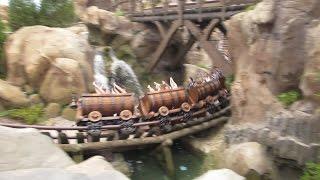 Finally Riding The Seven Dwarfs Mine Train At Magic Kindom Walt Disney World Orlando!!!