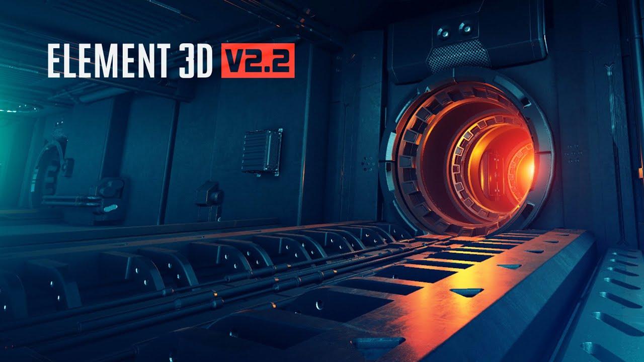 Order Video Copilot Element 3D v2