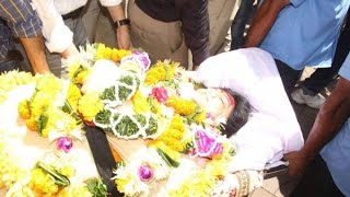 Reema Lagoo Funeral Full Video | Last Moments | Death Video | Dainik Savera