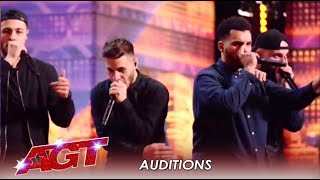 Berywam: French Acapella Group And World Beatboxing Champions Slay! | America&#3