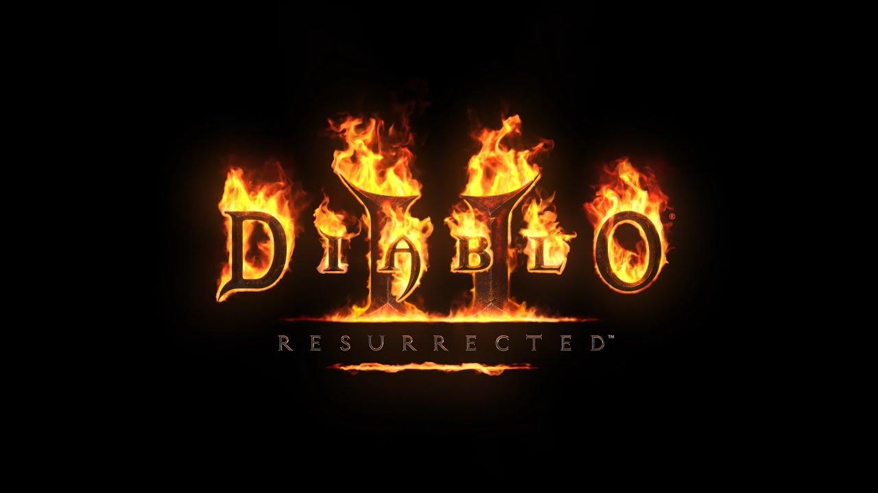 디아블로 II 레저렉션 출시일 공개