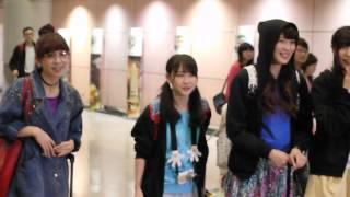 PASSPO☆(ぱすぽ☆)成員根岸愛、藤本有紀美、岩村捺未、増井みお、奧仲麻...