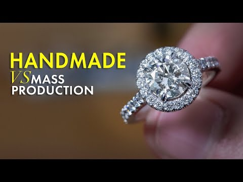Handmade Jewelry Vs Mass Produced