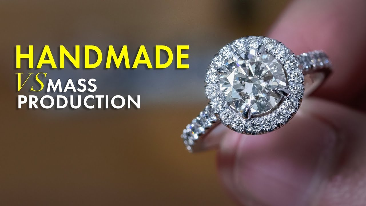 0cd0af27c Handmade Jewelry vs Mass Produced - YouTube