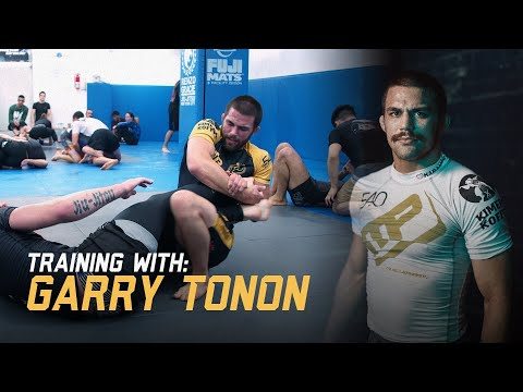 Garry Tonon sparring from the archives | Renzo Gracie Academy New York City