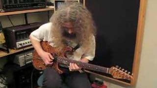 Guthrie Govan playing to B.B. King style track | JamTrackCentral.com