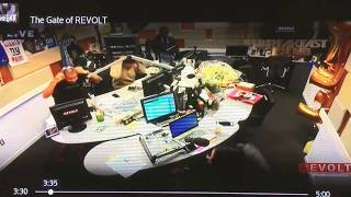 The Breakfast Club On Revolt TV. (Friday 1-5-2018) Nicki Minaj & Nas break up