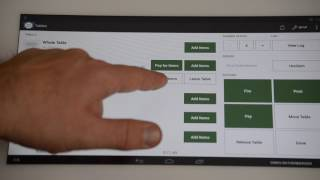 In this video we will explore how to use the tables app. if you have any questions on clover pos or is interested purchasing one, please give us a cal...