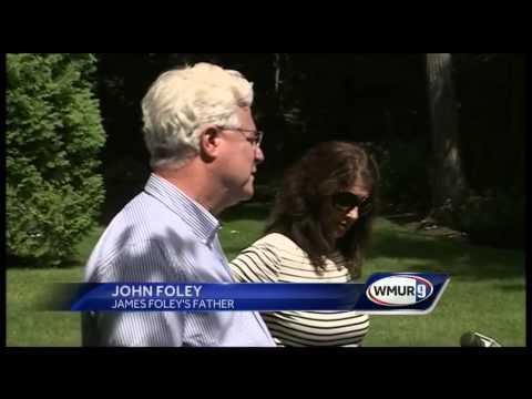 James Foley Family Reaction