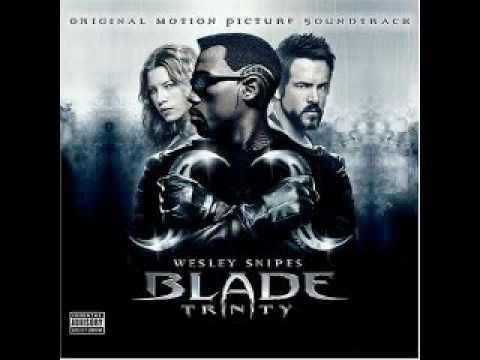 Blade Trinity Soundtrack-Hard Wax