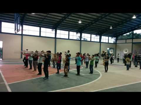 Escuela La Primavera School Band 2