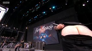 Papa Roach - Live at Reading Festival 2014 [Full Concert]