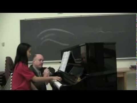 Debussy Arabesque  day 2