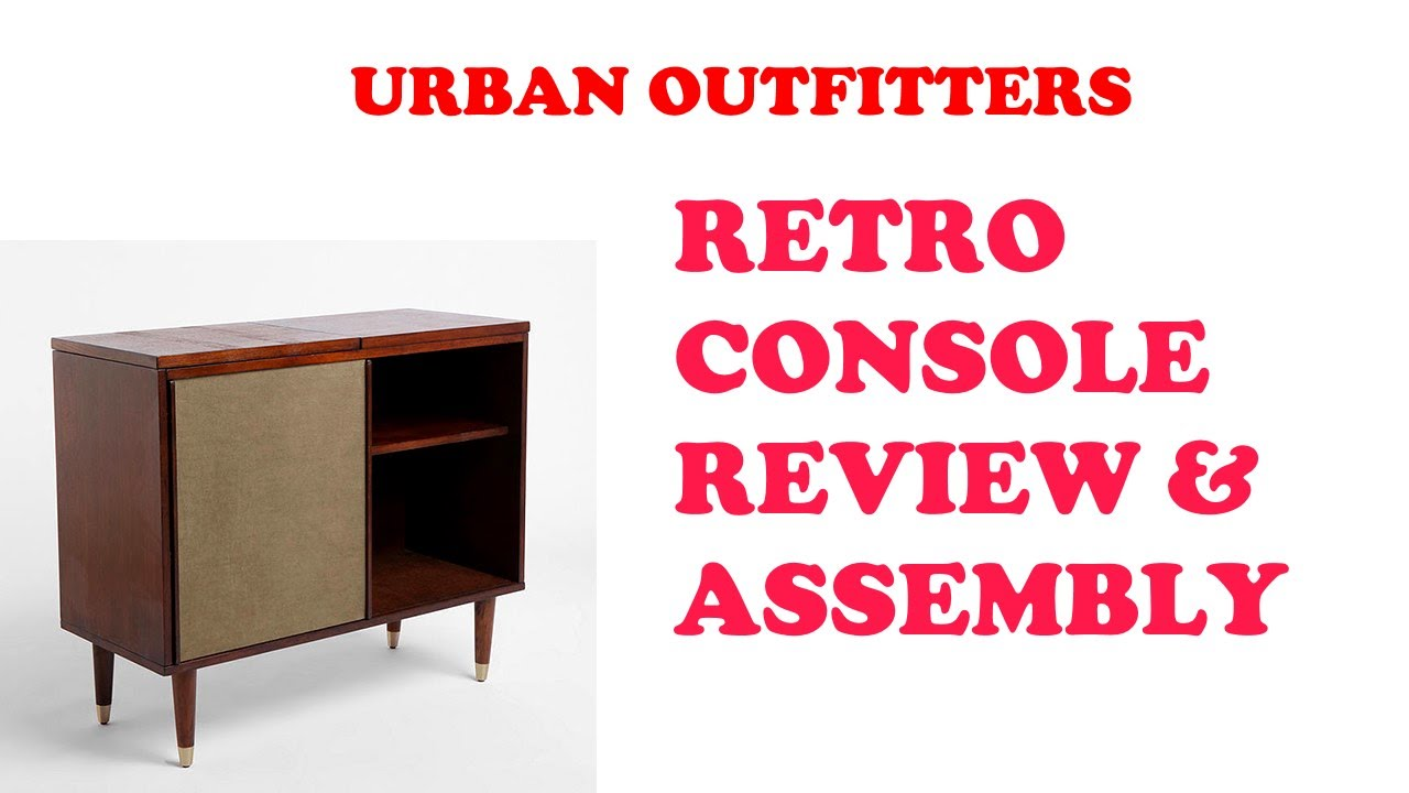 urban outfitters furniture review. Urban Outfitters Draper Media Console Unboxing Review And Assembly -- I Crap! - YouTube Furniture R
