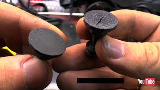 ИДЕАЛЬНАЯ ОБРАБОТКА напечатанных на 3D принтере моделей. (Галтовка)
