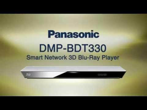 DRIVERS PANASONIC DMP-BDT330P BLU-RAY PLAYER