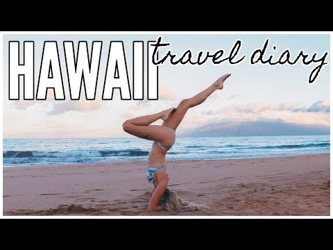 Hawaii | TRAVEL DIARY | Trippin With Tarte