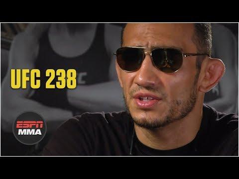 Tony Ferguson talks fight week, Conor, Khabib, Dana White, more [FULL]   UFC 238   ESPN MMA