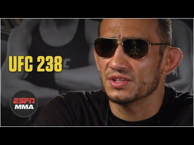 Tony Ferguson talks fight week, Conor, Khabib, Dana White, more [FULL] | UFC 238 | ESPN MMA