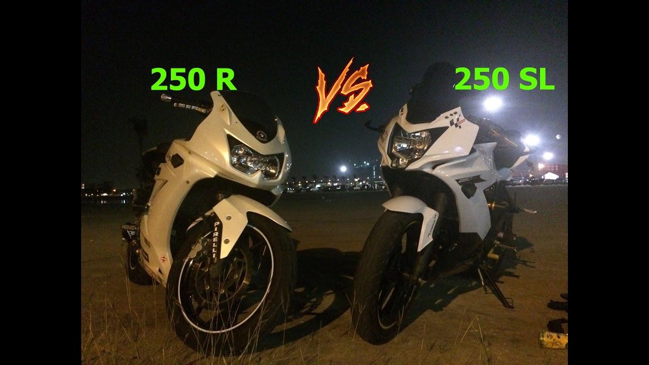 Download Ninja 250 R vs. Ninja 250 SL