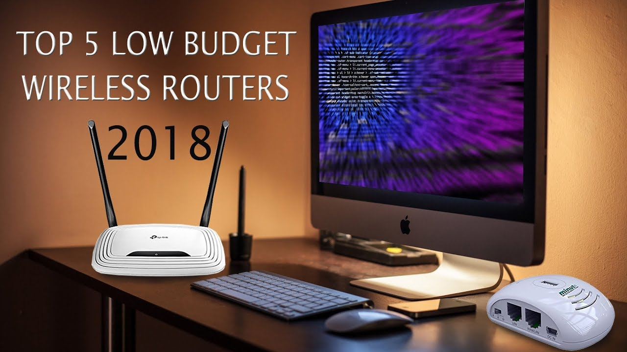 top 5 best low budget wireless router 2018 you try it. Black Bedroom Furniture Sets. Home Design Ideas