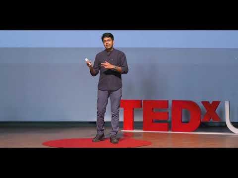The 1000 Mile Journey Doesn't Require A Million Bucks | Varun Vagish | TEDxUPES