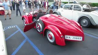 Mercedes-Benz Rear Engine Classic Cars Videos