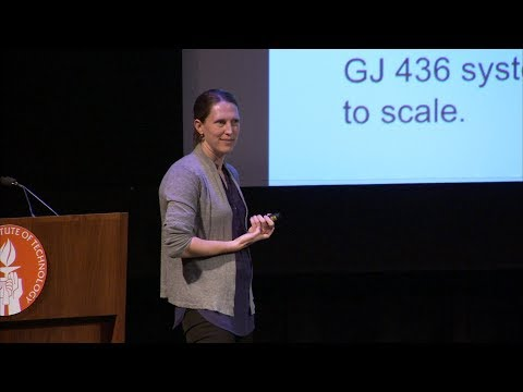 The Grand Tour: Exploring the Diversity of Planets Outside the Solar System - H. Knutson - 11/15/17