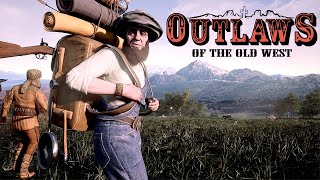 Outlaws Of The Old West - Reveal Trailer