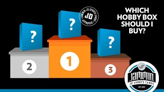 Top 10 Hobby Boxes to Buy Under $100