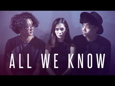 All We Know - The Chainsmokers | BILLbilly01 ft. Alyn and Violette Wautier Cover