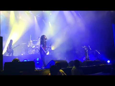 Korn Latin American Tour 2017 - Shoots And Ladders + One (Metallica Cover)