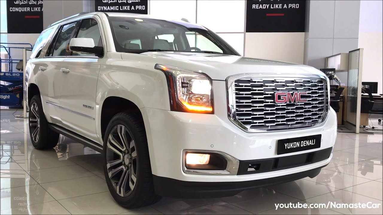 Gmc Yukon Denali 2020 61 Lakh Real Life Review Youtube