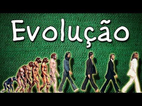 Evolução, Charles Darwin e Seleção Natural Aula Grátis de Biologia - Teoria da Evolução e Darwinismo