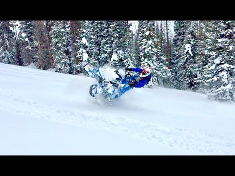 skidoo summit t3 174 just out for a rip are ya bud?