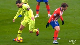 Lionel Messi Destroying Antoine Griezmann ● On The Same Table? | HD