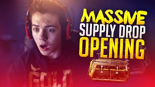 MASSIVE SUPPLY DROP OPENING!! Thumbnail