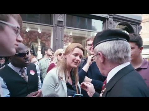 CORBYN Visits YORK! Ends in CONTROVERSY!