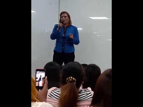 Women Empowerment - Clarinda Hilali  Aim Global Sizzle