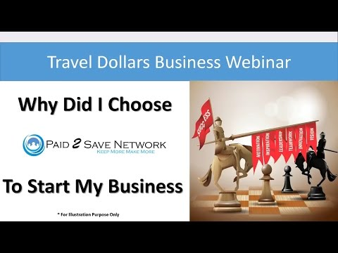 Why I Started my Business With Paid 2 Save